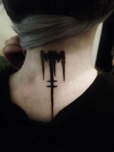 marilyn manson tattoo 40 best marilyn fan 180 tattoos images on