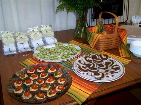 autumn bridal shower food fall finger foods for a bridal shower fall wedding