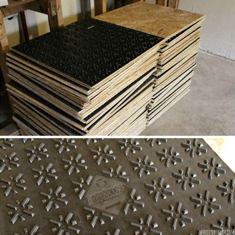 25 best basement subfloor ideas on flooring