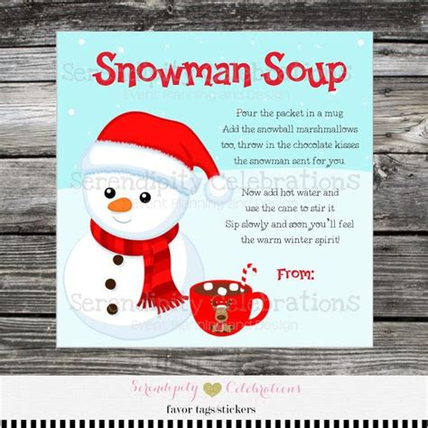 printable snowman tags 1000 ideas about snowman soup on pinterest snowman soup