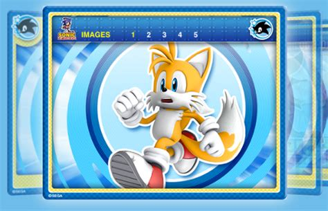 sega launches digital sonic cards on stii sega addicts - Sonic Gift Card Online
