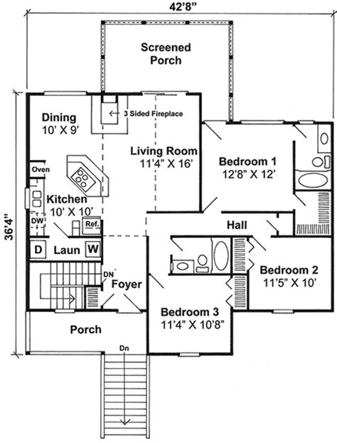 waterfront cottage floor plans dealing with waterfront house plans custom home design