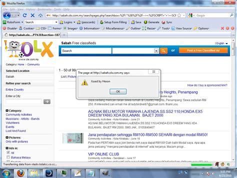 email olx xss sabah olx my hkhexon