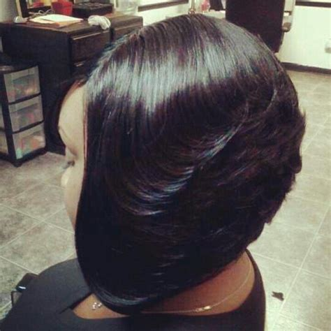 black women feathered bob weave 1000 images about hairstyles on pinterest bobs thick
