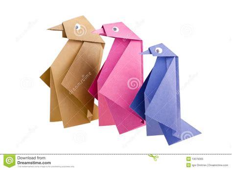 Origami Figure - origami royalty free stock photo image 13079305