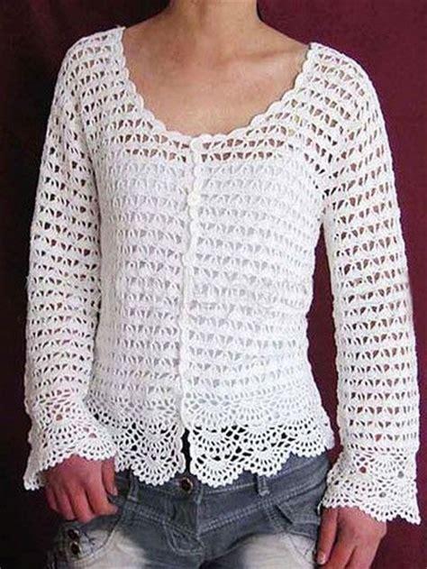 crochet pattern ladies jumper free easy crochet women s sweater patterns free knitted