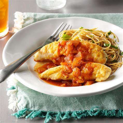 italian chicken tenderloins recipe taste of home