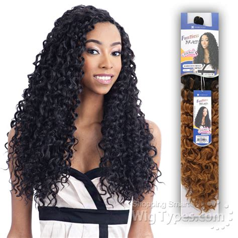 types of freetress braid hair freetress synthetic braid barbadian braid wigtypes com