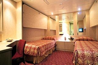Msc Cruises Family Cabins by Msc Sinfonia Cabins And Staterooms
