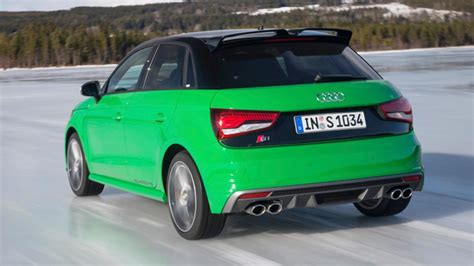 audi a1 top gear audi no rs1 in the works top gear