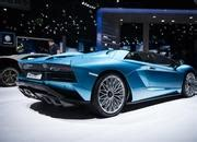 2018 lamborghini aventador s roadster review top speed 2018 lamborghini aventador s roadster top speed