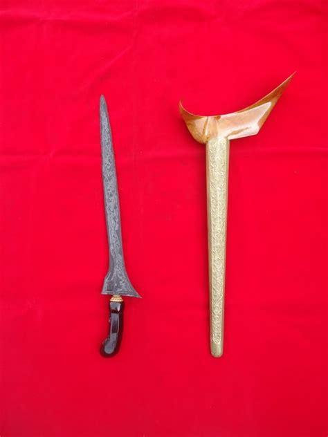 Keris Pusaka Putut Mataram keris pusaka kuno kerajaan mataram pusaka dunia