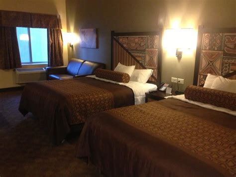 ohio rooms two beds pullout room picture of kalahari