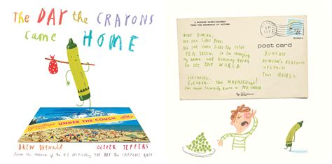 the day the crayons came home hoover library