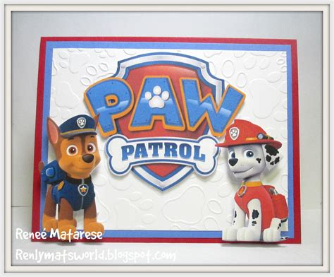 printable birthday card paw patrol renlymat s world paw patrol birthday card