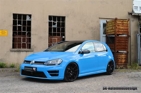 Golf 7 2 0 Tdi Tieferlegen by Skad Sch 252 Ltke Kruse Automobildesign Golf 7 Gtd