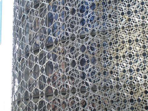 islamic pattern facade mashrabiya modern in steel brise soleil pinterest