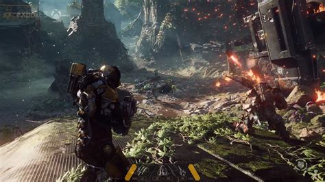 pubg 4k xbox one x anthem e3 gameplay reveal on xbox one x suggests the game