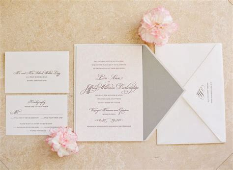 design museum invitation miami wedding at vizcaya museum gardens by kt merry