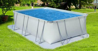 piscina smontabile da giardino piscina fuori terra autoportante la praticit 224 di una