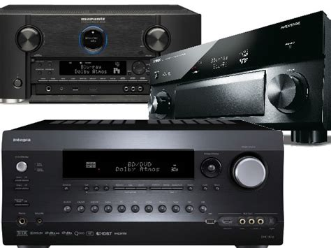 Home Theater Dolby top av receivers for a dolby atmos home theater electronic house