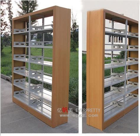 library furniture portable bookshelf wooden bookshelf with