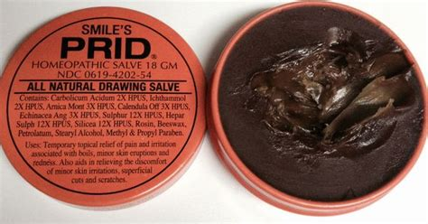 does prid work on ingrown hairs prid on hair bump smile s prid all natural drawing salve