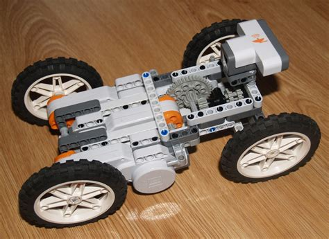 Rack And Pinion Car by Next Rack And Pinion Car Robot Squarerobot Square