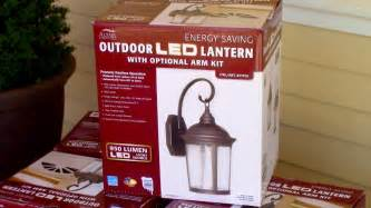 costco landscape lights how to install costco s altair outdoor led lantern