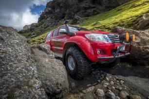 Highland Car Rental Iceland Volcano Hekla Landmannalaugar Arctic Trucks Experience