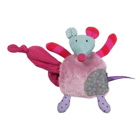 moulin roty mouse comforter 629024