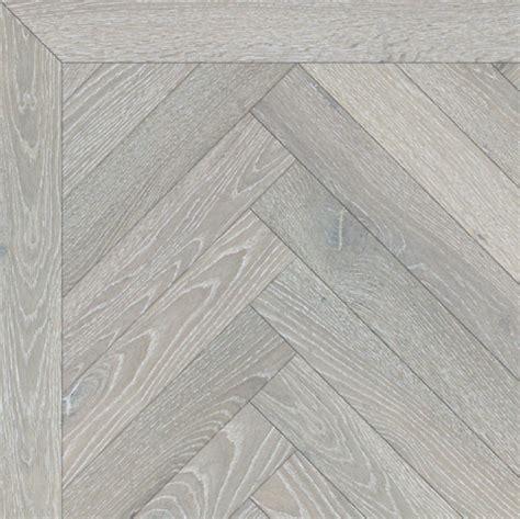 Grey Chalk Herringbone ? Wood Flooring London
