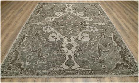 gray rugs 8x10 rugsville nolan style gray wool rug 39015