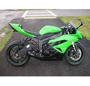 2009 Kawasaki Ninja ZX 6R Sportbike For Sale On 2040motos