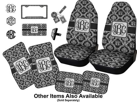 Personalized Seat Covers And Floor Mats by Personalized Seat Covers And Floor Mats Kmishn