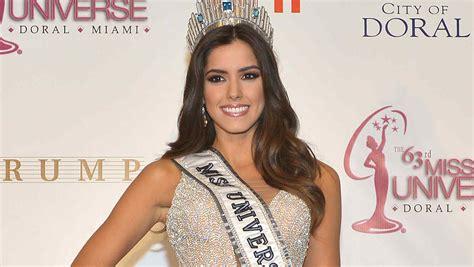 imagenes de miss universo 2015 colombia la nueva miss universo 2014 la bella colombiana paulina