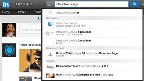 Linkedin Find Invisible Scroll Bars Lead To Search Results That Seem