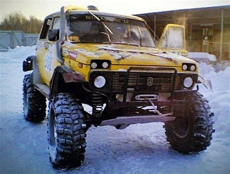 Lada Niva Offroad 336 Best Images About Auto On Trucks Nissan