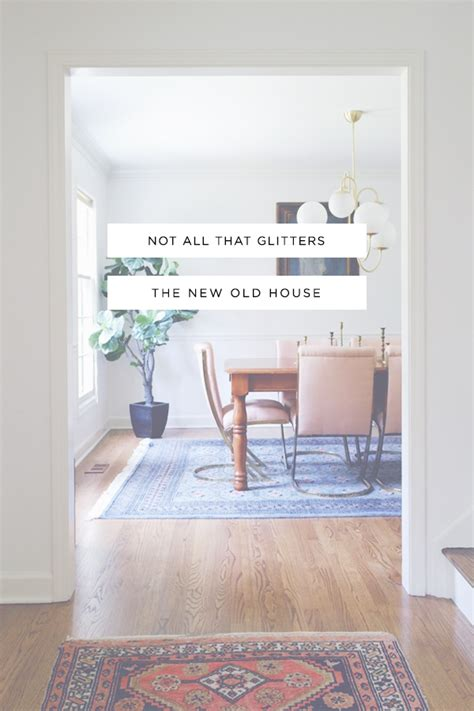 buy new or old house the new old house punch list oh and the boy flooded the basement house of hipsters