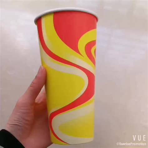 color changing paper color changing cup temperature sensitive paper cup