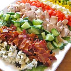 jules food good ol cobb salad