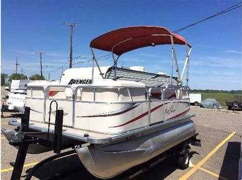 sunchaser pontoon smokercraft sunchaser boats for sale