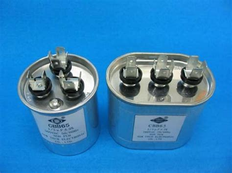 capacitor and air conditioner capacitor for air conditioner and refrigeration