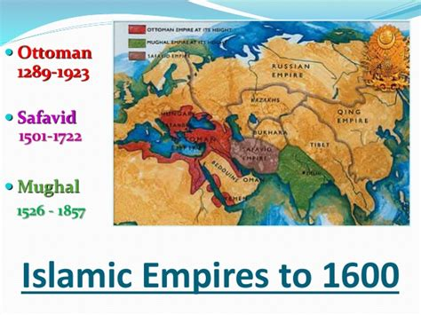 Mughal And Ottoman Empires Ottoman Safavid Empire 1450 1750