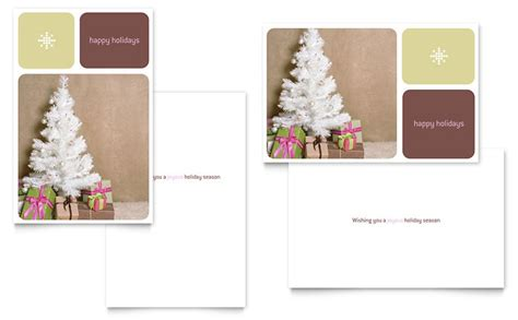 greeting card template 8 5x11 pdf quarter fold contemporary greeting card template word