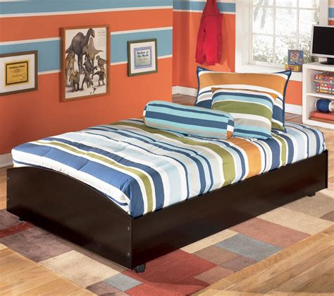 ashley twin bed ashley signature design embrace b239 68b twin loft caster