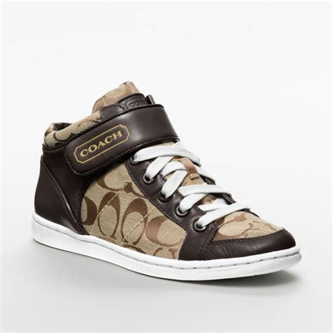 couch shoes coach zoey sneaker from coach shoes