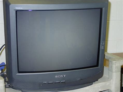 Sony Tv by Digital Product Sony Trinitron Television