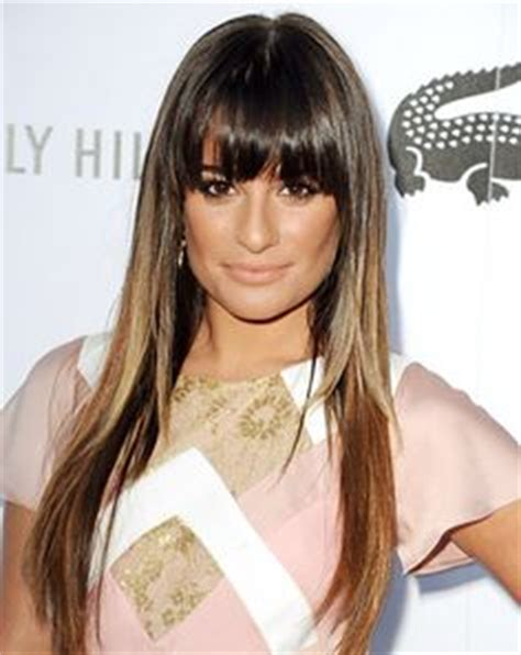which hair colour does lea michele wear for loreal no arguments you have to see lea michele s smokin hot