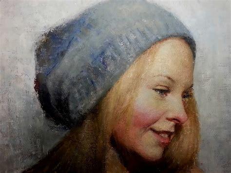 portrait painting gusyev sergei biography